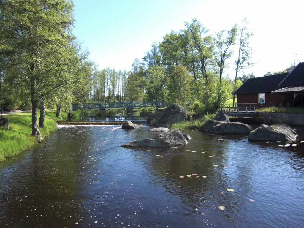 Vattenskyddsområden och vattenföreskrifter