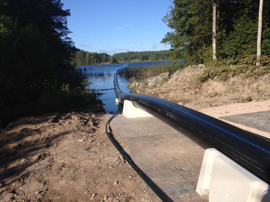 Vattenförsörjningsplaner