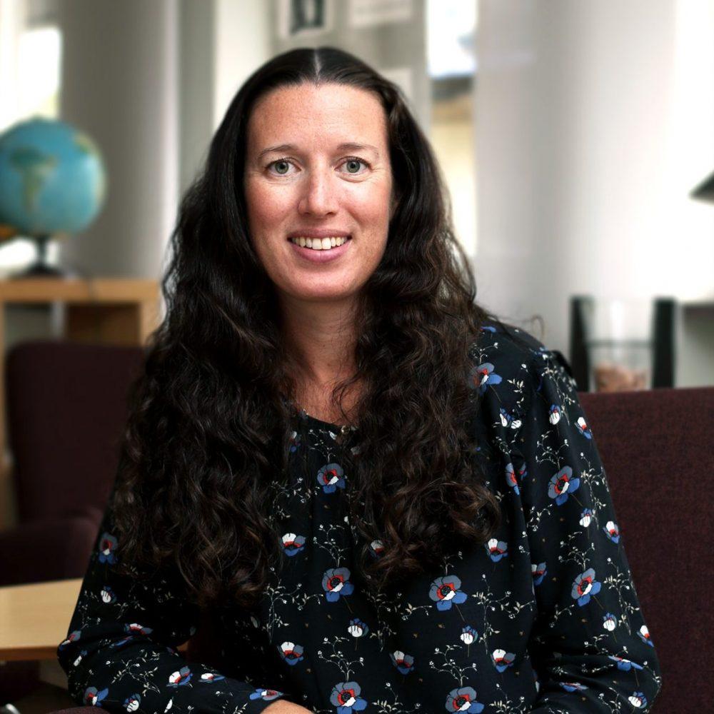 Bild på Lisa Wändesjö