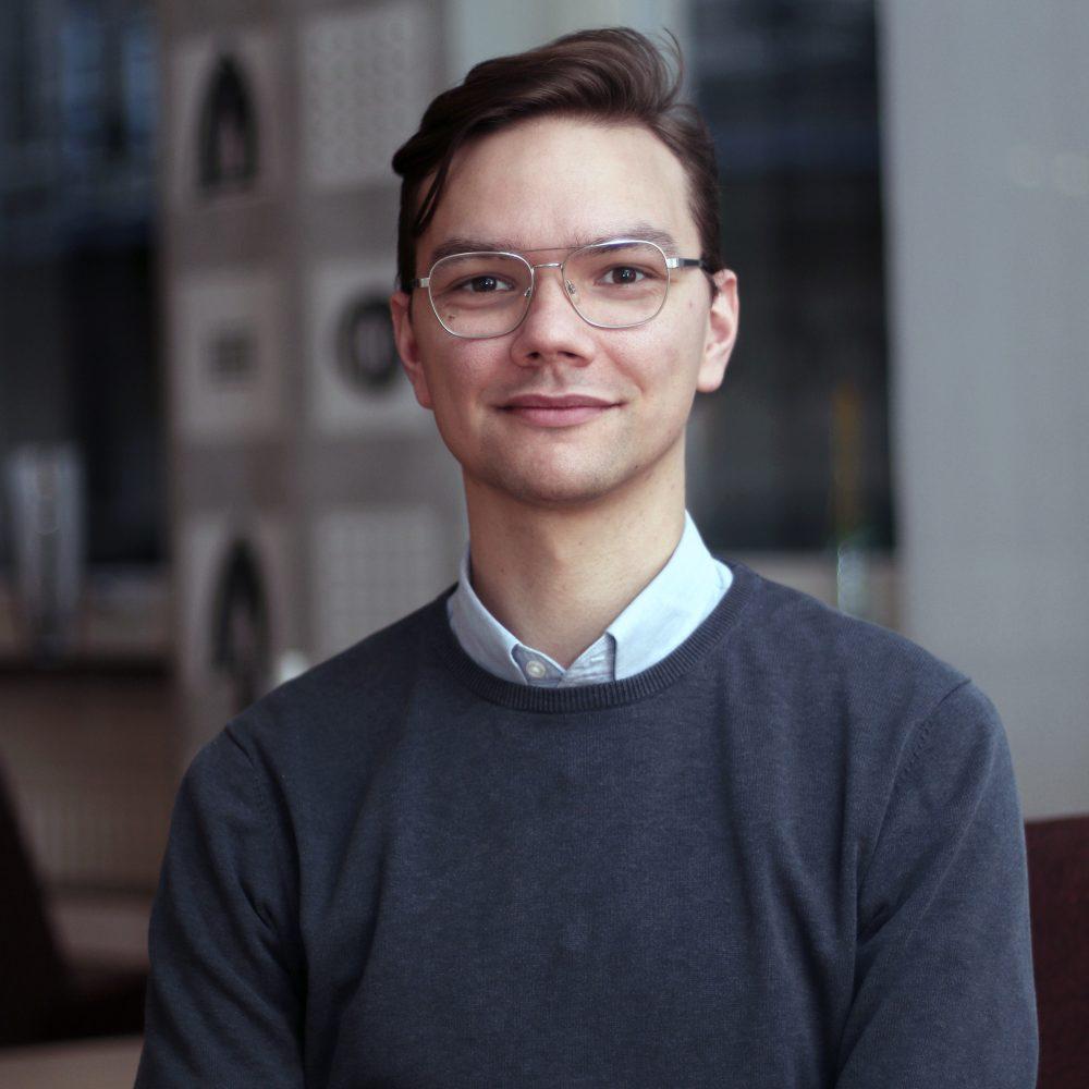 Bild på Magnus Ottosson